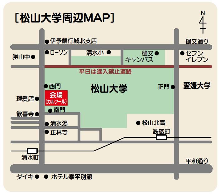 Matsuyama-map